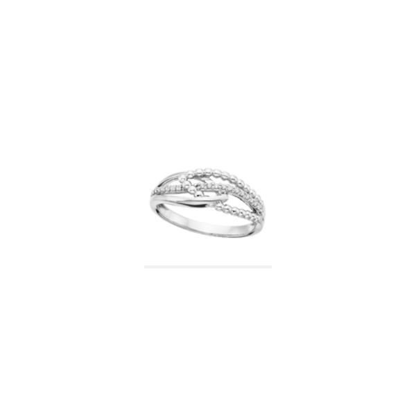 10KW 1/10 Diamond Intertwined Ring Waddington Jewelers Bowling Green, OH