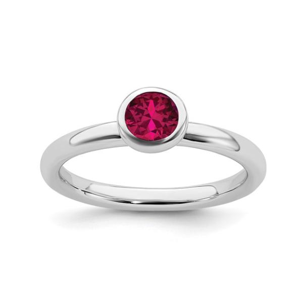 July Birthstone Ring Waddington Jewelers Bowling Green, OH