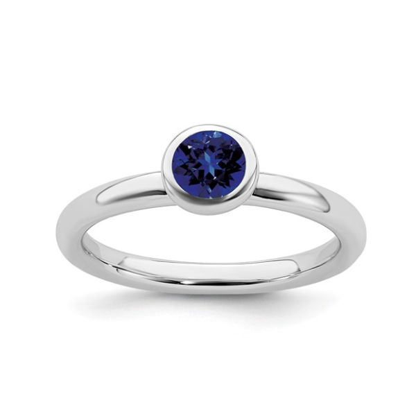 September Birthstone Ring Waddington Jewelers Bowling Green, OH