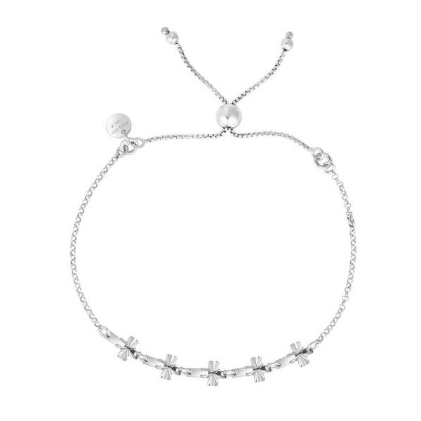 Sterling Silver Cross Bolo Bracelet Waddington Jewelers Bowling Green, OH