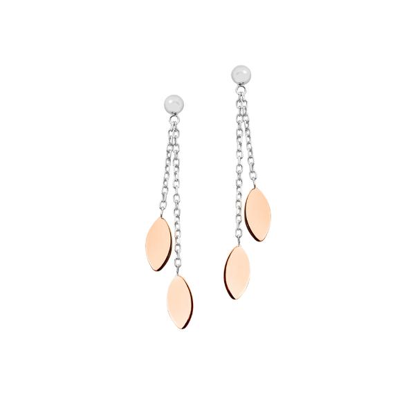 14K Dangle Earrings Waddington Jewelers Bowling Green, OH