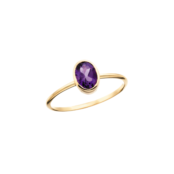 10K Amethyst Ring Waddington Jewelers Bowling Green, OH