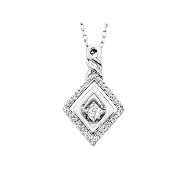 14K .20ctw Diamond Pendant Waddington Jewelers Bowling Green, OH