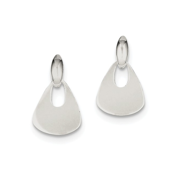 Sterling Silver Drop Earrings Waddington Jewelers Bowling Green, OH