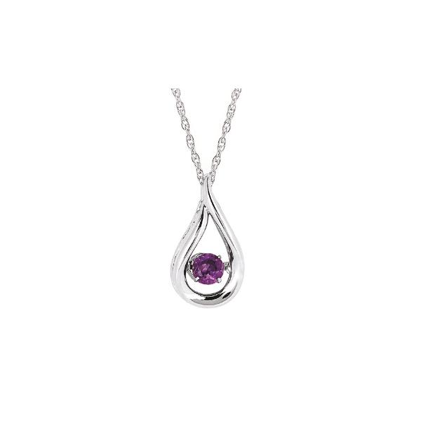 Sterling Silver Amethyst Pendant Waddington Jewelers Bowling Green, OH