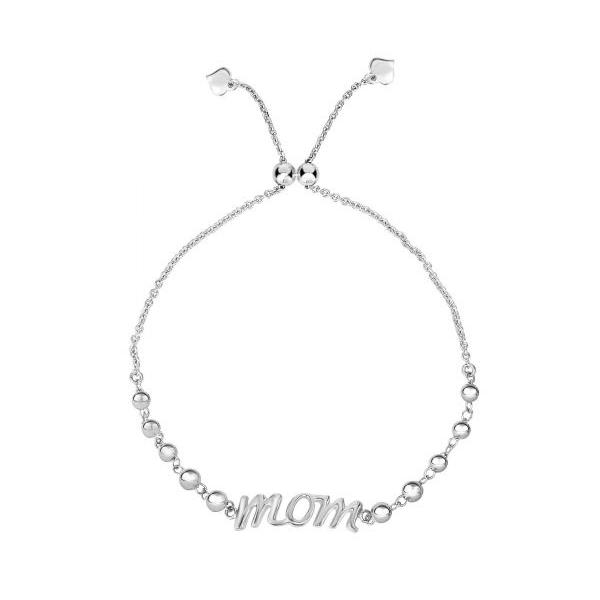 Sterling Silver Mom Bracelet Waddington Jewelers Bowling Green, OH
