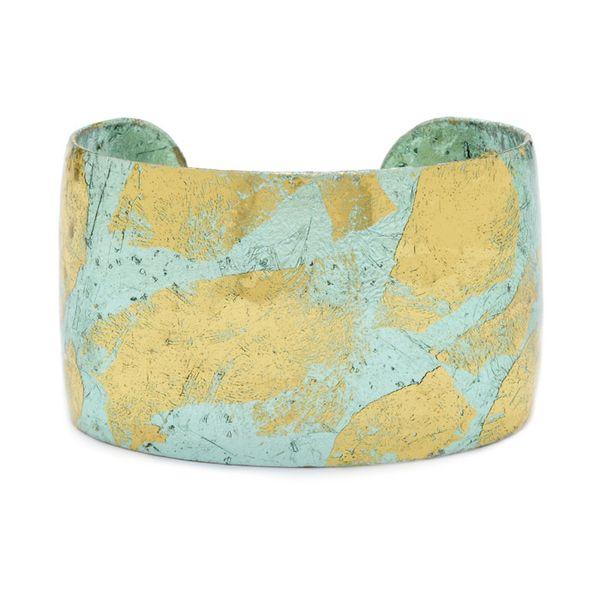 """Turquoise"" Cuff Wesche Jewelers Melbourne, FL"